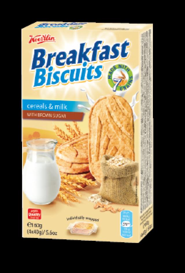 Breakfast Biscuits - tejjel