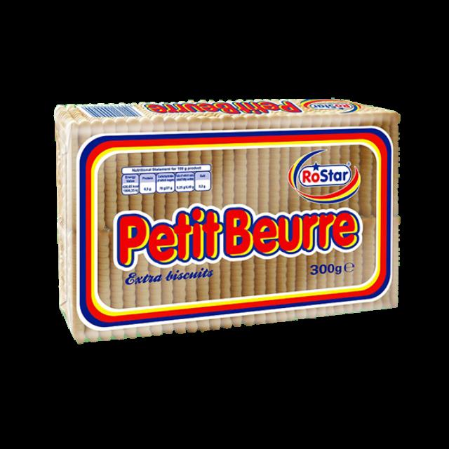 PETIT BUERRE Vanília ízű keksz