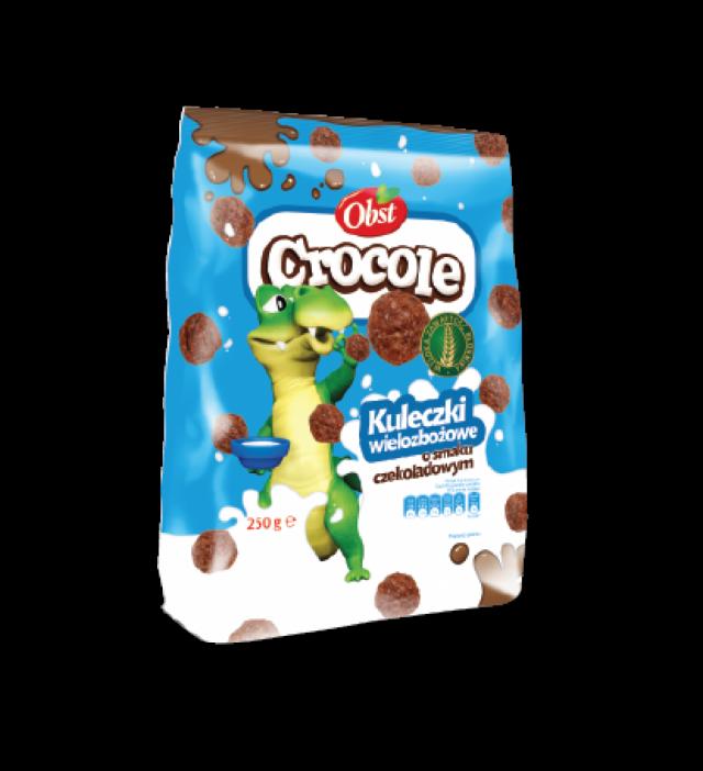 Crocole csokoládé golyók